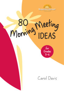 80 Morning Meeting Ideas for Grades 3-6 image