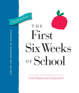 First Six Weeks